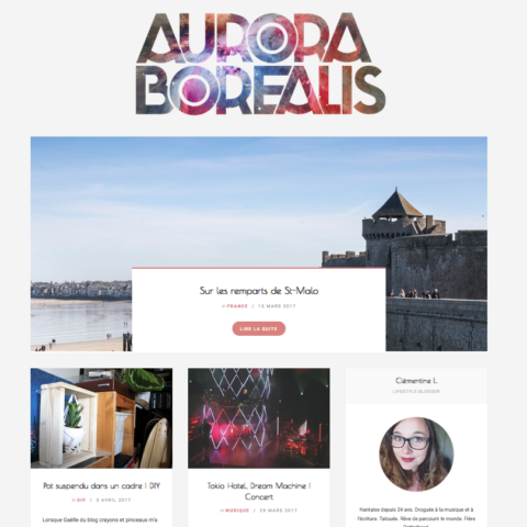 Aurora Borealis Blog