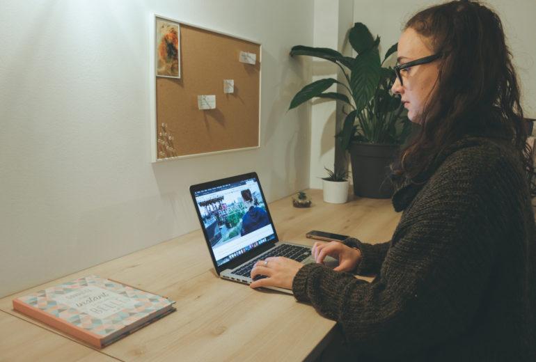 Comment je suis devenue chargée de communication pour les projets à impact positif