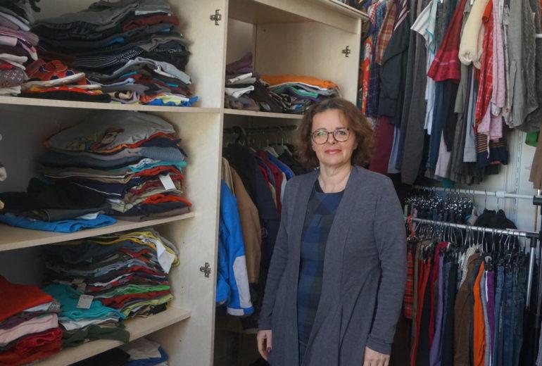 Claire Gharsallah, l'entrepreneuse qui donne une seconde vie aux vêtements