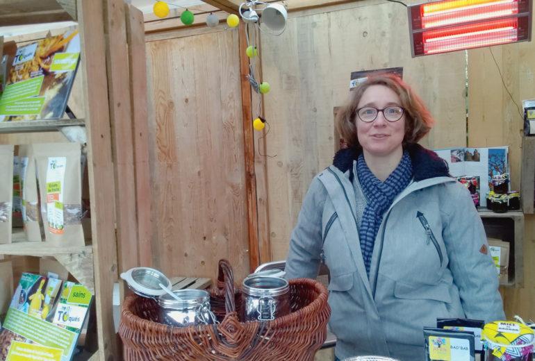 Anne-Charlotte Vivant valorise les produits déclassés