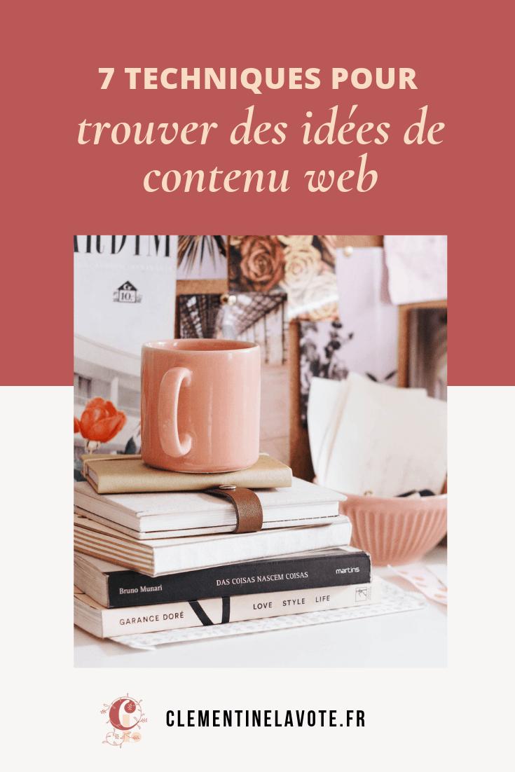 contenu-web-pinterest