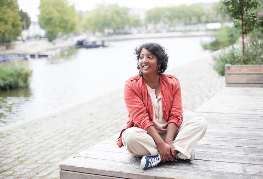 Créer du lien : le mojo d'Estelle Gnana